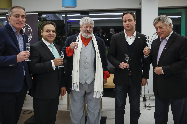Eger Sikeréért Egyesület - Galéria fotó -Évzáró 2018 - vacsora