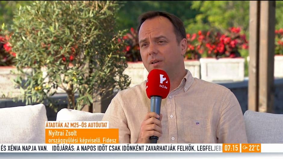 Nyitrai Zsolt - TV2 Mokka